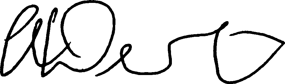 The static signature of user 13