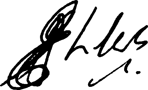 The static signature of user 44